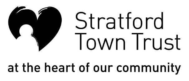 The Stratford Town Trust logo