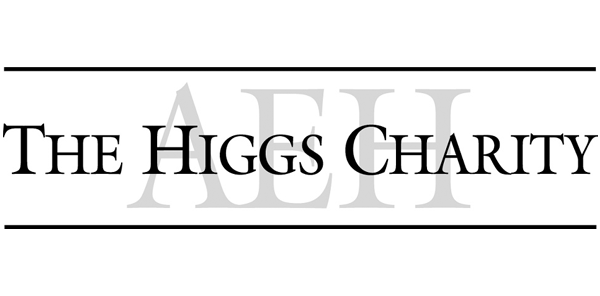 The Higgs Charity logo
